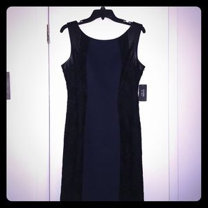 Guess Black and Navy Dress